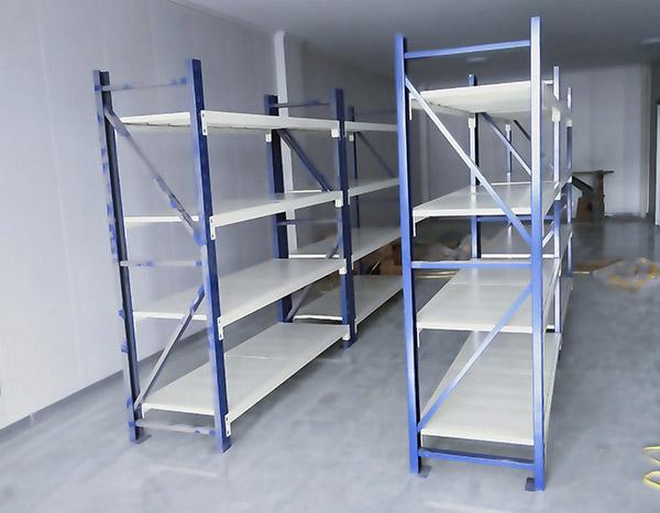 轻型层板货架,仓库放货用