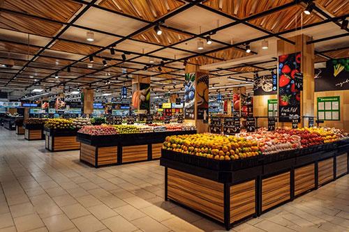 超市货架怎么选择?不懂,知道这五点就够了