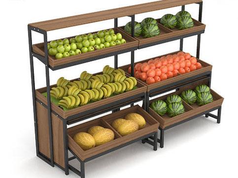 在淘宝上买水果货架质量怎样?