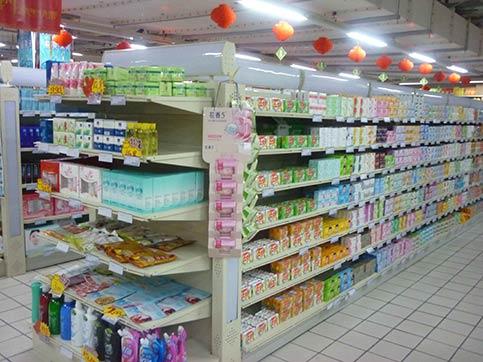 超市货架多少钱一组?