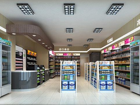 便利店货架如何摆放才能提高空间利用率?