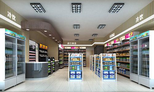 便利店货架如何摆放才能提高空间利用率