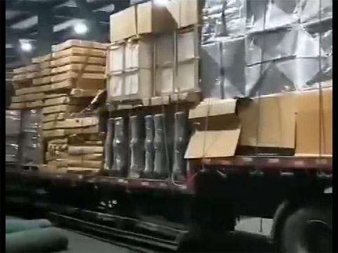 郑州红叶货架厂家最近发货量很大,需要的朋友赶紧预定