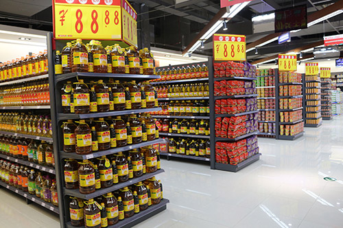 怎么找质量好价格低的超市货架厂家