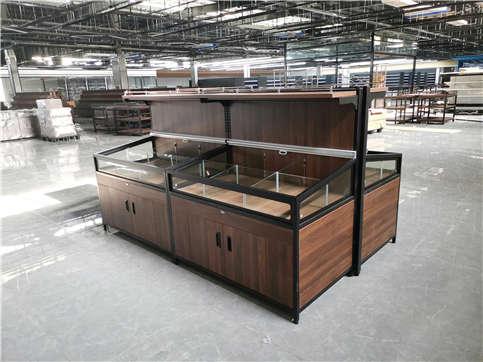 超市钢木结合货架最实用的 保养方法