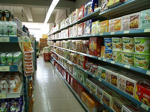 如何正确摆放超市货架?学会这几点可以让超市增收24%