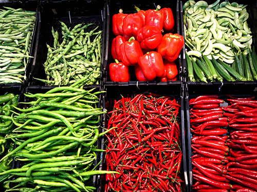 生鲜超市货架的摆放原则有哪些
