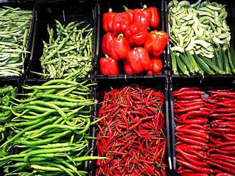 生鲜超市货架的摆放原则有哪些?