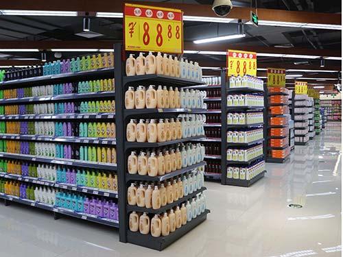 超市货架摆放距离多少合适?