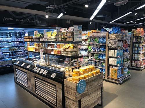 超市选择货架要考虑哪些问题