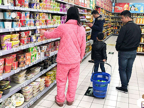 超市货架怎么摆放合理