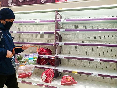 生活超市货架应该怎样选择