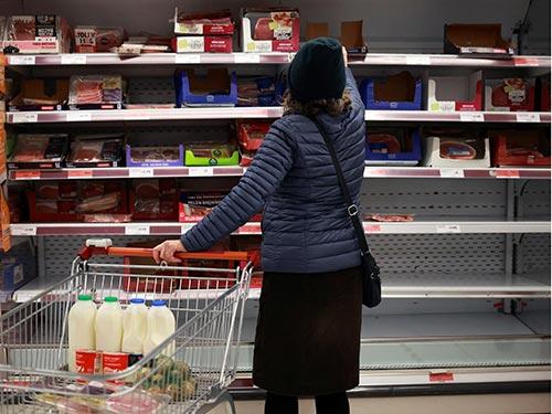 超市货架有哪些保养秘诀