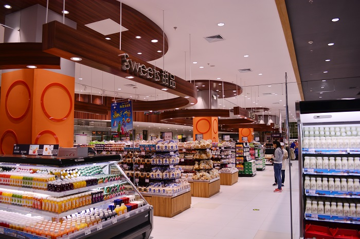 超市专用货架批发,超市货架都有什么材质呢?