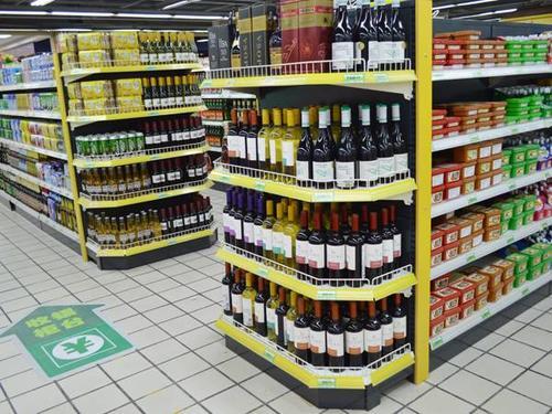 超市货架可以增强人的消费力吗