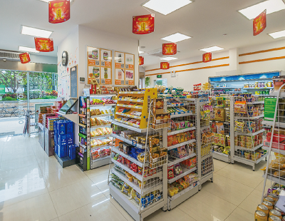 超市货架应该怎选择?摆放