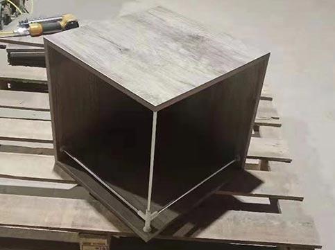 新款木质造型盒
