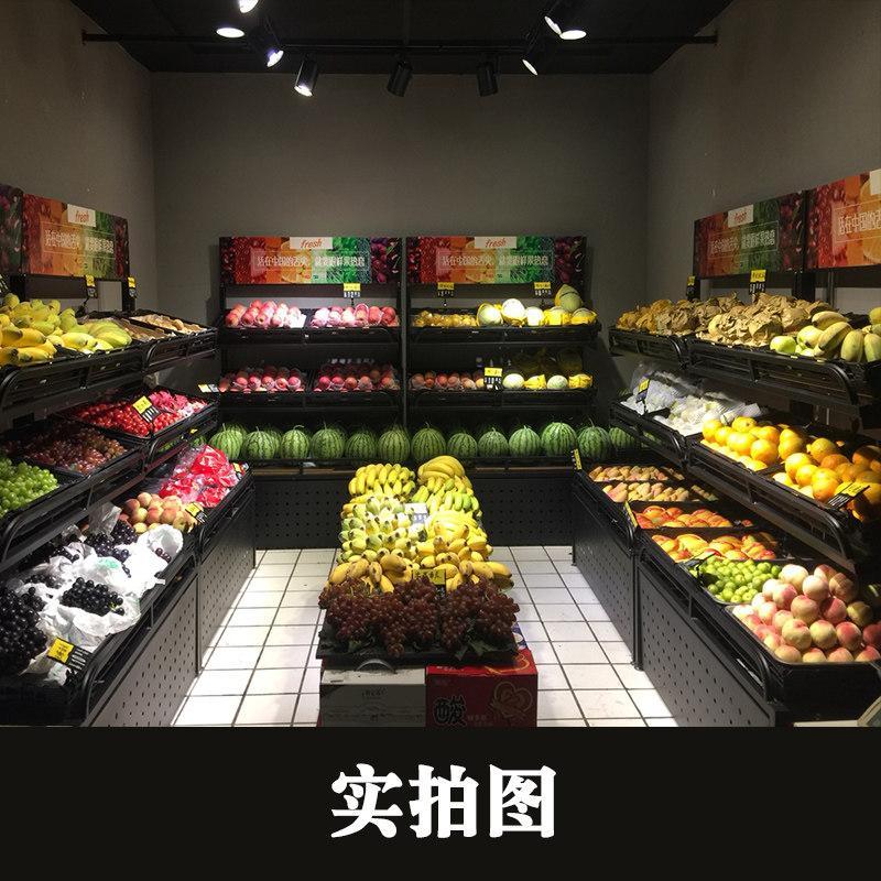 果蔬货架要怎么选对生意有帮助