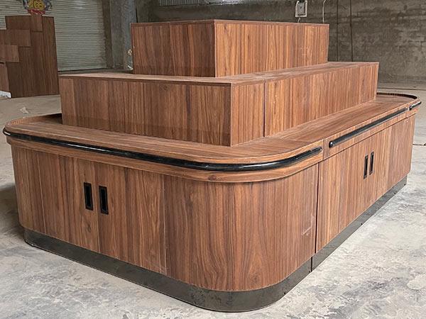实木散货柜