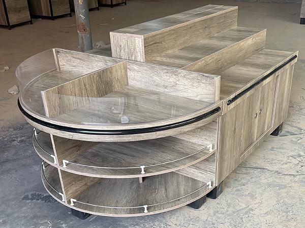散货柜-圆弧端头造型